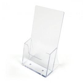DL Free Standing Leaflet Dispenser